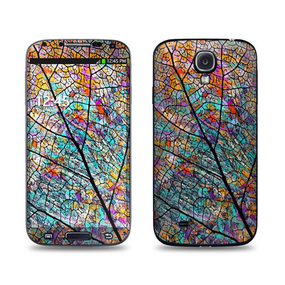 Samsung Galaxy S4 Skin - Stained Aspen