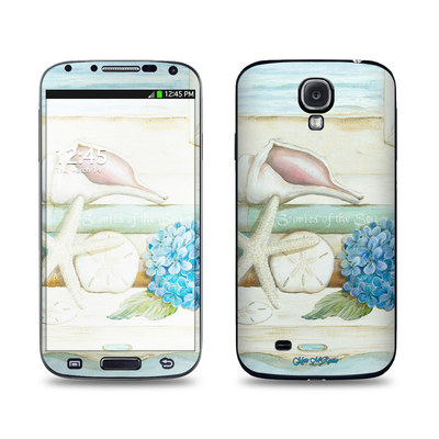 Samsung Galaxy S4 Skin - Stories of the Sea