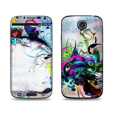 Samsung Galaxy S4 Skin - Streaming Eye