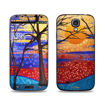 Samsung Galaxy S4 Skin - Sunset Moon