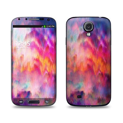 Samsung Galaxy S4 Skin - Sunset Storm