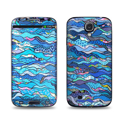 Samsung Galaxy S4 Skin - The Blues