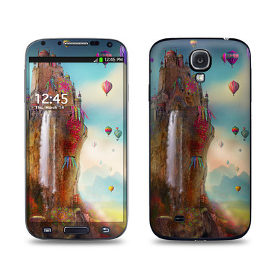 Samsung Galaxy S4 Skin - The Festival