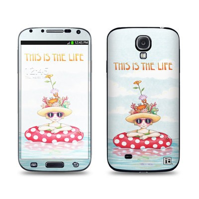 Samsung Galaxy S4 Skin - This Is The Life