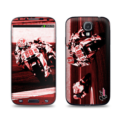 Samsung Galaxy S4 Skin - Throttle