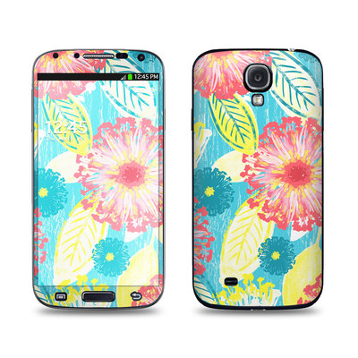 Samsung Galaxy S4 Skin - Tickled Peach