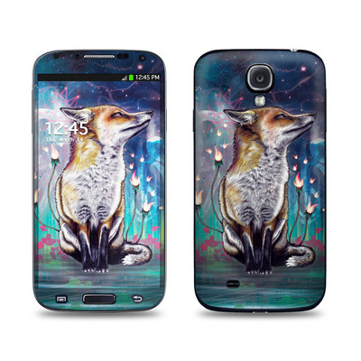 Samsung Galaxy S4 Skin - There is a Light