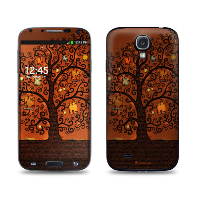 Samsung Galaxy S4 Skin - Tree Of Books