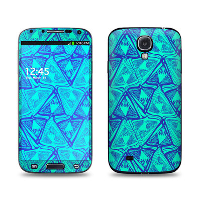 Samsung Galaxy S4 Skin - Tribal Beat