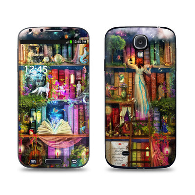 Samsung Galaxy S4 Skin - Treasure Hunt
