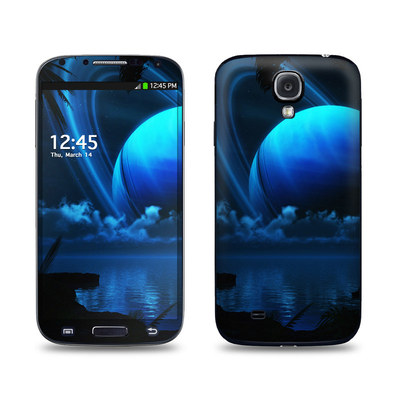Samsung Galaxy S4 Skin - Tropical Moon