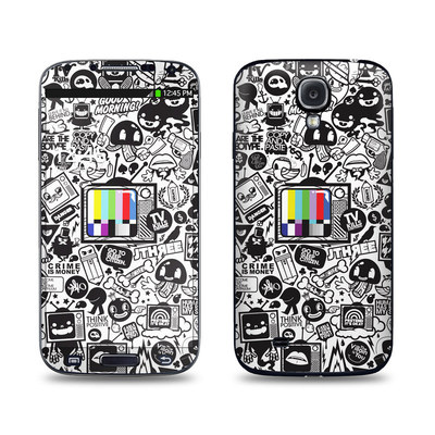 Samsung Galaxy S4 Skin - TV Kills Everything