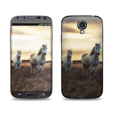 Samsung Galaxy S4 Skin - Hornless Unicorns