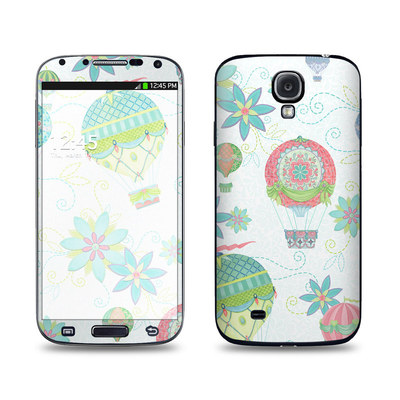 Samsung Galaxy S4 Skin - Up and Away
