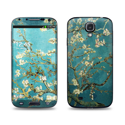 Samsung Galaxy S4 Skin - Blossoming Almond Tree