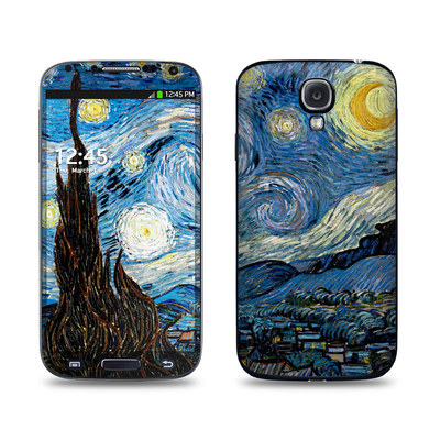 Samsung Galaxy S4 Skin - Starry Night
