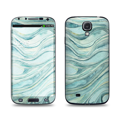 Samsung Galaxy S4 Skin - Waves