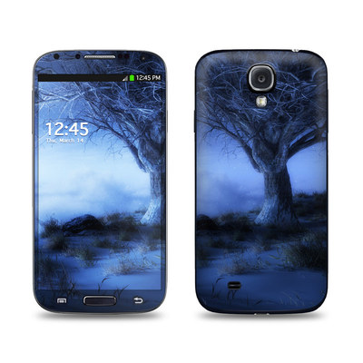 Samsung Galaxy S4 Skin - World's Edge Winter