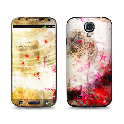 Samsung Galaxy S4 Skin - Woodflower