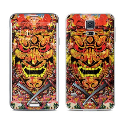 Samsung Galaxy S5 Skin - Asian Crest