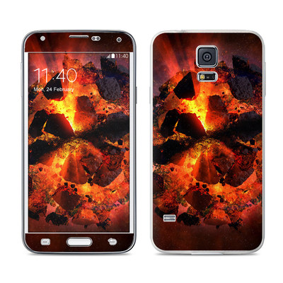 Samsung Galaxy S5 Skin - Aftermath