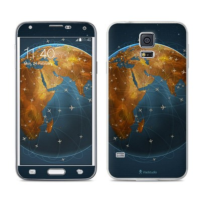 Samsung Galaxy S5 Skin - Airlines