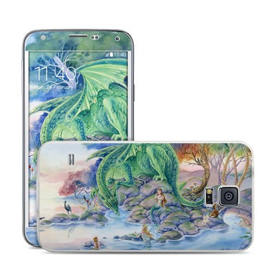 Samsung Galaxy S5 Skin - Of Air And Sea