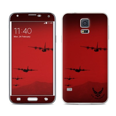 Samsung Galaxy S5 Skin - Air Traffic