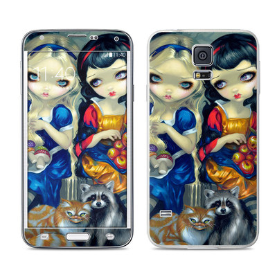 Samsung Galaxy S5 Skin - Alice & Snow White