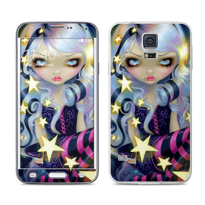 Samsung Galaxy S5 Skin - Angel Starlight