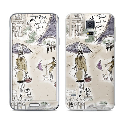 Samsung Galaxy S5 Skin - Ah Paris
