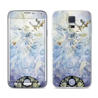 Samsung Galaxy S5 Skin - Aquarius