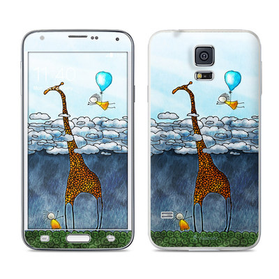 Samsung Galaxy S5 Skin - Above The Clouds