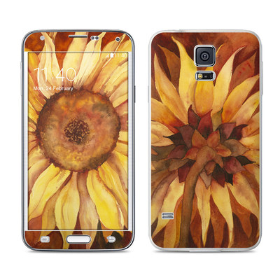Samsung Galaxy S5 Skin - Autumn Beauty