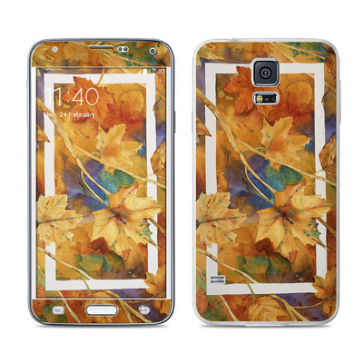Samsung Galaxy S5 Skin - Autumn Days
