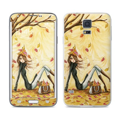 Samsung Galaxy S5 Skin - Autumn Leaves