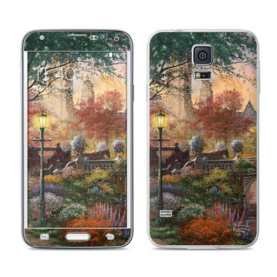 Samsung Galaxy S5 Skin - Autumn in New York