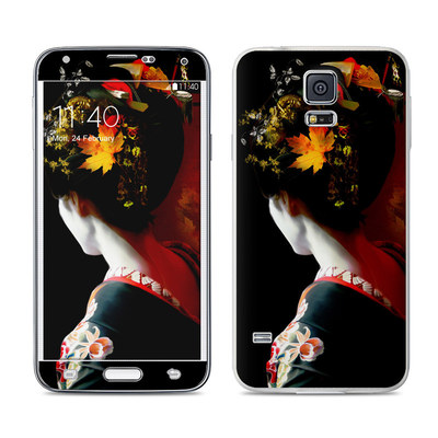 Samsung Galaxy S5 Skin - Autumn