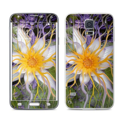 Samsung Galaxy S5 Skin - Bali Dream Flower