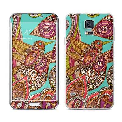 Samsung Galaxy S5 Skin - Bird In Paradise