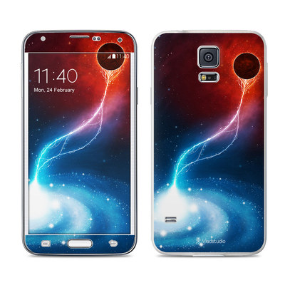 Samsung Galaxy S5 Skin - Black Hole