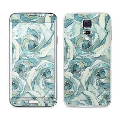 Samsung Galaxy S5 Skin - Bloom Beautiful Rose