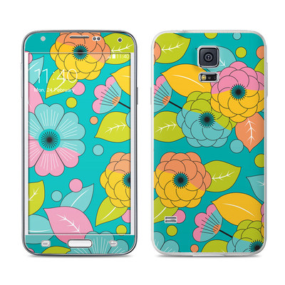Samsung Galaxy S5 Skin - Blossoms