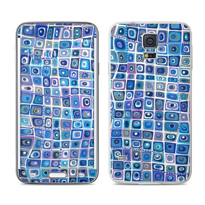 Samsung Galaxy S5 Skin - Blue Monday
