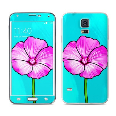 Samsung Galaxy S5 Skin - Blush