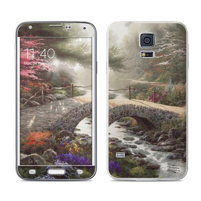 Samsung Galaxy S5 Skin - Bridge of Faith