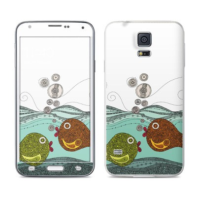 Samsung Galaxy S5 Skin - Bubble Buddies