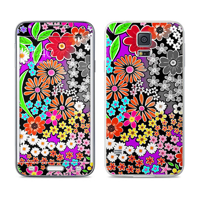 Samsung Galaxy S5 Skin - A Burst of Color
