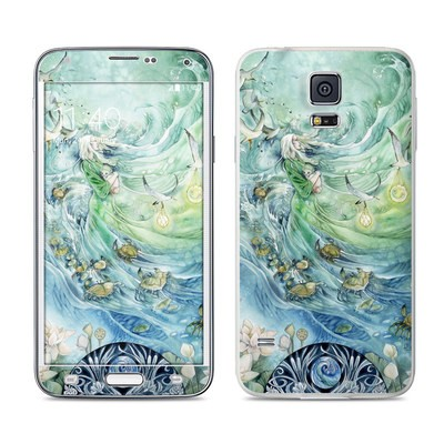 Samsung Galaxy S5 Skin - Cancer