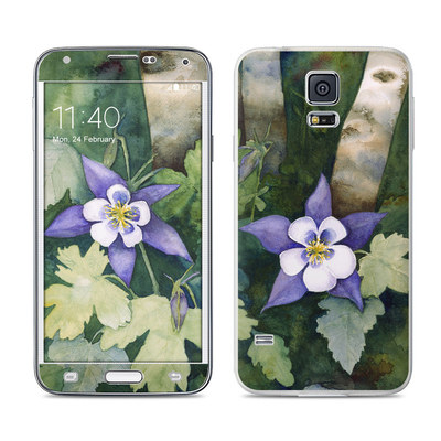 Samsung Galaxy S5 Skin - Colorado Columbines